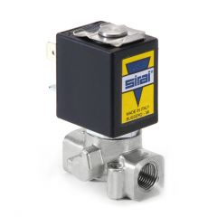 Sirai L172 STAINLESS STEEL Solenoid Valve - Zoedale Ltd - Supplier of Valves, Actuators and Flow Control Equipment