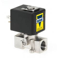 Sirai L176 STAINLESS STEEL Solenoid Valve - Zoedale Ltd - Supplier of Valves, Actuators and Flow Control Equipment