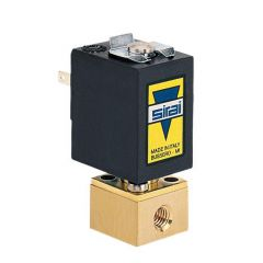 Sirai V165 Solenoid Valve - Zoedale Ltd - Supplier of Valves, Actuators and Flow Control Equipment