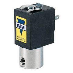 Sirai D103 Micro Solenoid Valve - Total Isolation - Zoedale Ltd - Supplier of Valves, Actuators and Flow Control Equipment