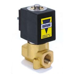 Sirai L121 Solenoid Valve - Zoedale Ltd - Supplier of Valves, Actuators and Flow Control Equipment