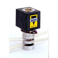 Sirai Pinch Solenoid Valve S305 S306 S307 - Three Way - Zoedale Ltd - Supplier of Valves, Actuators and Flow Control Equipment