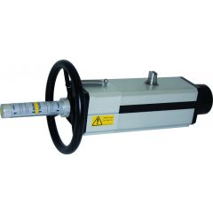 Quarter Turn Pneumatic Actuator - Omal - Zoedale Ltd - Supplier of Valves, Actuators and Flow Control Equipment