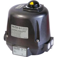 Valpes Actuator - VRX - Zoedale Ltd - Supplier of Valves, Actuators and Flow Control Equipment