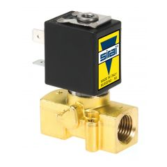 Sirai L376 Solenoid Valve - Zoedale Ltd - Supplier of Valves, Actuators and Flow Control Equipment