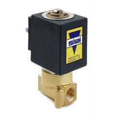 Sirai L120 Solenoid Valve - Zoedale Ltd - Supplier of Valves, Actuators and Flow Control Equipment