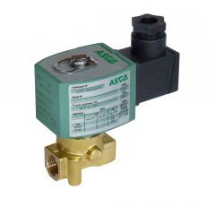 ASCO Solenoid Valve 262 - 2 Way - Direct Operated - brass - zoedale ltd