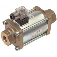 ASCO Solenoid Valve 287 - 2 Way - COAXIAL - Direct Operated Brass - Zoedale Ltd