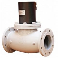 Flanged Automatic Gas Valve - Banico ZEVF - EN161 - Zoedale Ltd - Supplier of Valves, Actuators and Flow Control Equipment