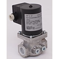 Banico Gas Solenoid Valve EN161 ZEV20 - Zoedale Ltd - Supplier of Valves, Actuators and Flow Control Equipment