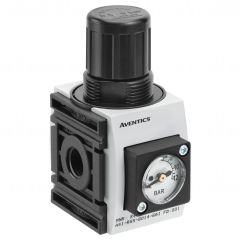 "Aventics Relieving Pressure Regulator - Series AS1-FLS - 1/4"" - 1000 L/Min - Max 16 Bar - Zoedale Ltd"