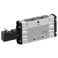 "Aventics Directional Spool Valve TC15 - 5/2 - 1/4"" - Pneumatic"