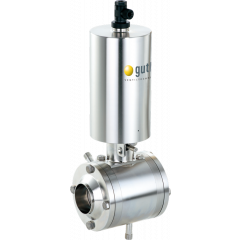 Hygienic Ball Valves - Guth - Zoedale Ltd - Supplier of Valves, Actuators and Flow Control Equipment