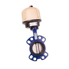Bernard Controls AQ Electric Actuator - Electrically Actuated Butterfly Valve - Zoedale Ltd