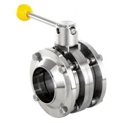 Butterfly Valve - Intermediate Flange - Guth - Zoedale Ltd - Supplier of Valves, Actuators and Flow Control Equipment