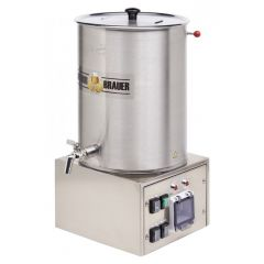 Camurri Brauer Brewing System - Standard tap - 23 Litres - Zoedale Ltd Supplier of Valves, Actuators and Flow Control Equipment