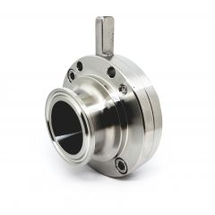 CSE Butterfly Valve - Tri Clamp End