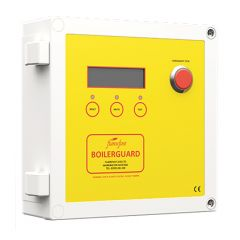Flamefast BoilerGuard - Plant Room Safety System - Zoedale Ltd