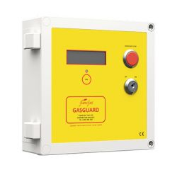 flamefast GasGuard gas proving and interlock system - zoedale ltd