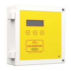 Flamefast Gas Monitor Panel - Gas Detection System