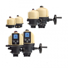 Bernard Controls AQ Range of Compact Quarter Turn Electric Actuators - Zoedale Ltd