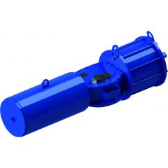 Heavy Duty Actuator - Omal - Zoedale Ltd - Supplier of Valves, Actuators and Flow Control Equipment
