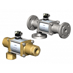 Co-ax Valves MK / FK DR Series 3/2 Way Direct Actuated Coaxial Valve - Zoedale Ltd