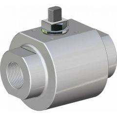 OMAL KRATOS High Cycle Non Self-Lubricating Media Stainless Steel Ball Valve