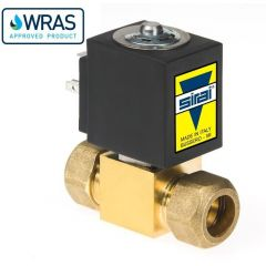 L160-P03 Sirai Solenoid Valve WRAS Approved - Zoedale Ltd - Supplier of Valves, Actuators and Flow Control Equipment