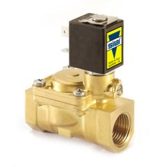 Sirai L182 Solenoid Valve - General Purpose -  Buna Viton - Zoedale Ltd - Zoedale Ltd - Supplier of Valves, Actuators and Flow Control Equipment