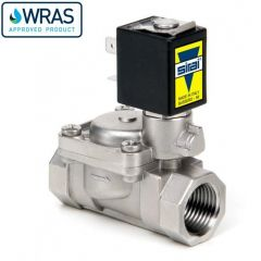 Sirai L282 Stainless Steel Solenoid Valve WRAS Approved - Zoedale Ltd - Supplier of Valves, Actuators and Flow Control Equipment