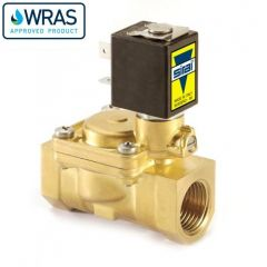 L282 Sirai Solenoid Valve WRAS Approved - Zoedale Ltd - Supplier of Valves, Actuators and Flow Control Equipment