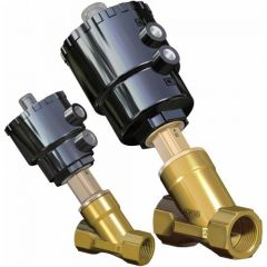 Angle Seat Valve - Bronze - Zoedale Ltd - Supplier of Valves, Actuators and Flow Control Equipment