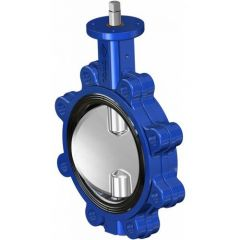 Butterfly Valve - Lugged - Zoedale Ltd - Supplier of Valves, Actuators and Flow Control Equipment