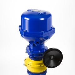 Bernard Controls FQ Electric Actuator - Zoedale Ltd - Supplier of Valves, Actuators and Flow Control Equipment