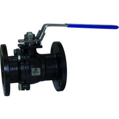 Manual Ball Valve - Split Body - Carbon Steel - Omal - Zoedale Ltd - Supplier of Valves, Actuators and Flow Control Equipment