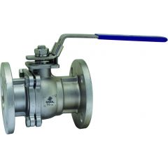 Manual Ball Valve - Split Body - Stainless Steel - Zoedale Ltd - Supplier of Valves, Actuators and Flow Control Equipment