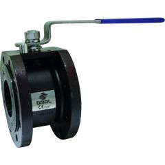 Manual Ball Valve - Wafer - Carbon Steel - Omal - Zoedale Ltd - Supplier of Valves, Actuators and Flow Control Equipment