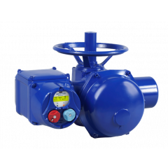 Bernard Controls ST Multi Turn Electric Actuator - Zoedale Ltd - Supplier of Valves, Actuators and Flow Control Equipment