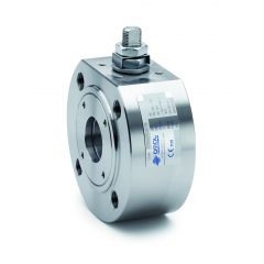 Wafer Ball Valve in Stainless Steel - Omal