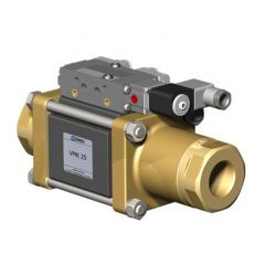Co-ax Valves VMK Series 2/2 Way Externally Controlled Coaxial Valve - Zoedale Ltd