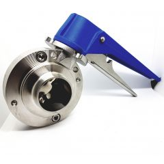 Butterfly valve weld end - Zoedale Ltd - Supplier of Valves, Actuators and Flow Control Equipment