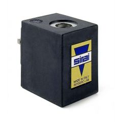 Sirai Z534A Solenoid Coil - Zoedale Ltd - Supplier of Valves, Actuators and Flow Control Equipment