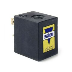 Z614A Solenoid valve coil - Zoedale Ltd - Supplier of Valves, Actuators and Flow Control Equipment