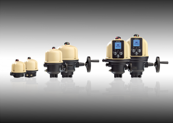 Bernard Controls - New Quarter Turn Actuators - AQ Range