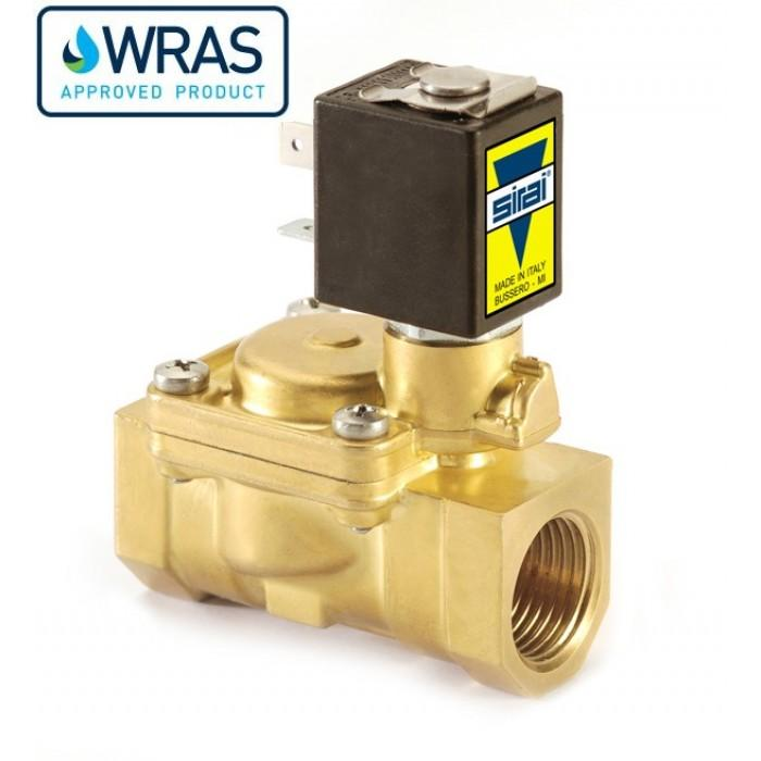What is a solenoid valve?