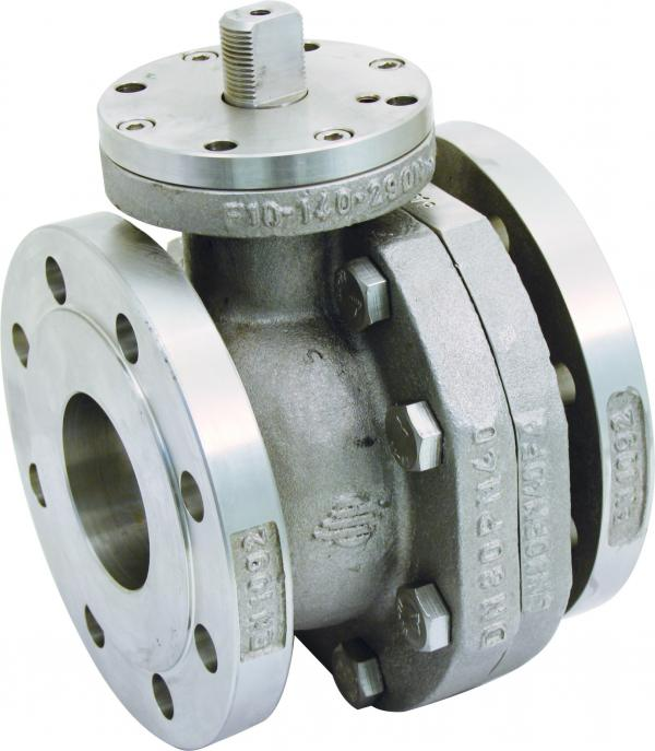New Ball Valve From Omal - The Pro-Chemie 60