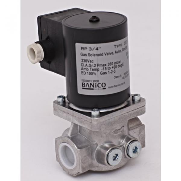 Gas solenoid valve products now available at Zoedale