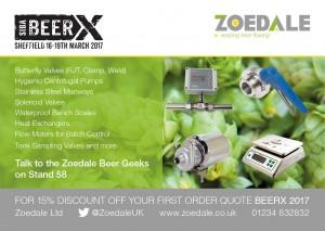 SIBA BeerX - See You There!