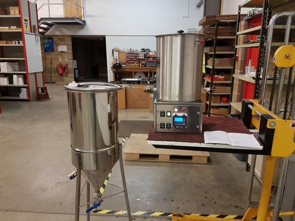 Brewers Wanted! Come make a collaboration brew